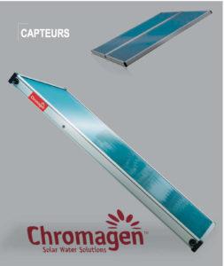 CAPTEURS PANNEAUX SOLAIRES CHROMAGEN 253x300 - Gamme Solaire Thermique Chromagen - Gamme Solaire Thermique Chromagen