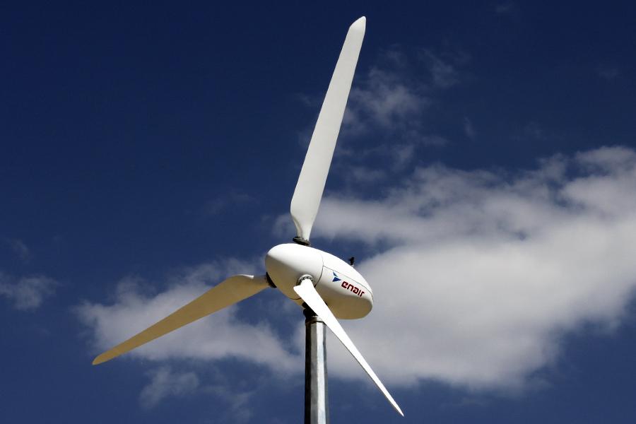 detalle 2 200 - L'éolienne E200 - L'éolienne E200