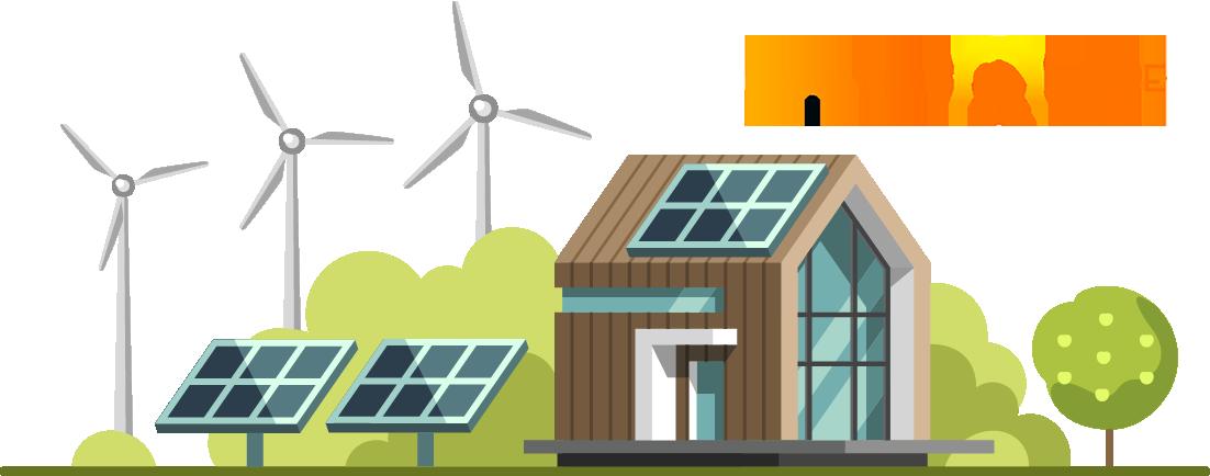 enr eolien solaire - Gamme Solaire Photovoltaïque Enair - Gamme Solaire Photovoltaïque Enair