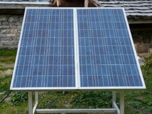 installation panneau solaire montagne 300x225 - Galerie montage installation panneaux solaires photovoltaïques - Galerie montage installation panneaux solaires photovoltaïques