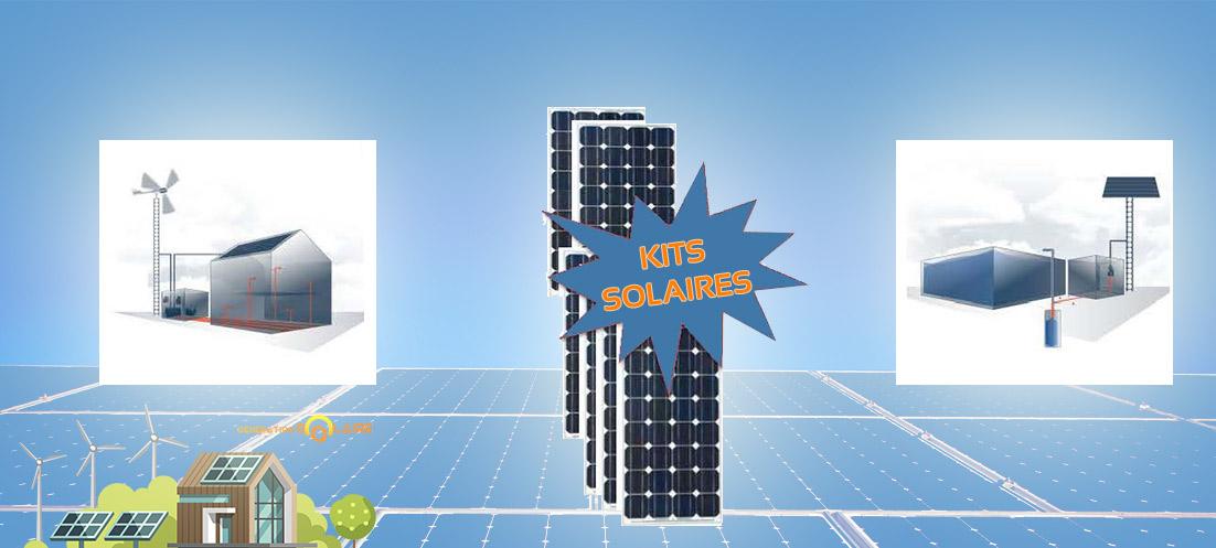kits solaire photovoltaique - Gamme Solaire Photovoltaïque Enair - Gamme Solaire Photovoltaïque Enair