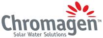 logo chromagen chauffage solaire - Nos partenaires énergies renouvelables - Nos partenaires énergies renouvelables